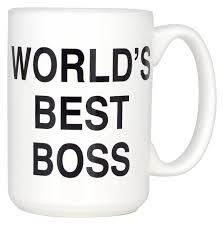 office mug. The Office Dunder Mifflin World\u0027s Best Boss Coffee Mug H