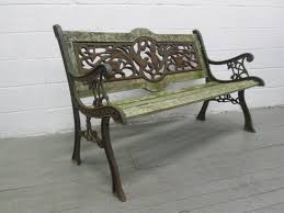 Maintain And Care For Outdoor FurnitureOutdoor Wrought Iron Bench