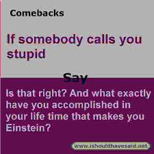 Stupid Funny Quotes Simple Insulting Quotes These R Hilarious