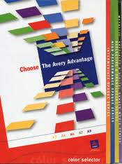 Avery Graphics Color Chart From Beacon Graphics Llc