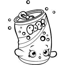 Print them all and color as many times as you want. Shopkins Coloring Pages Best Coloring Pages For Kids