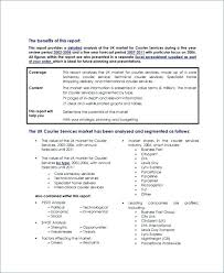 Courier Business Plan Business Link Business Plan Template Gallery