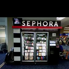 Sephora Vending Machine Extraordinary A Sephora Vending Machine Genius Things I Love Pinterest