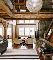Modern Rustic Barn Home Interior Luxury. Modern Barn Design