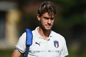Italian Soccer Player Daniele Rugani ...