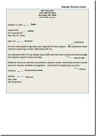 Parts Of A Business Letter What are the seven parts of a business letter 2