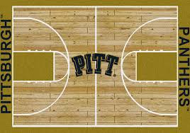 pittsburgh panthers college home court area rug c1330 jpg