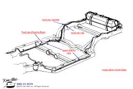 1982 corvette fuel & vapor return lines parts parts Fuel Line Diagram fuel & vapor return lines diagram for a 1982 corvette fuel line diagram poulan chainsaw
