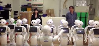 MANIC MONDAY | The Beethoven Humanoid <b>Robot Choir</b> [VIDEO]