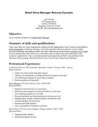 resume job description templates franklinfire co retail picture  resume job description templates franklinfire co