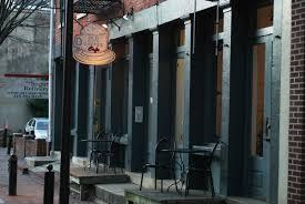 Outdoor Seating Old City Philadelphia