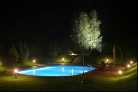 swimming pool lighting options. Simple Lighting Large Size Of Post Lightsaround Pool Lighting Images Collection And  Enchanting Drainage Ideas Fascinating Throughout Swimming Options I