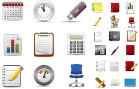 Office Icons Free Vector Download 108 078 Free Vector For