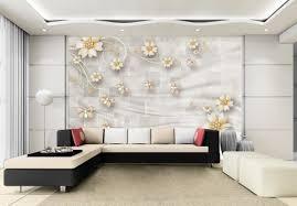 grey wallpaper b m yellow living room