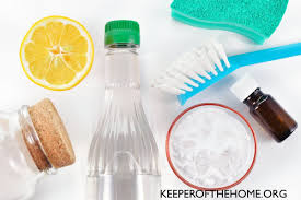 The Ultimate Guide to Homemade All-Natural Cleaning Recipes ...