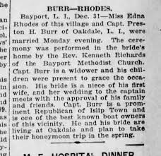 Preston Burr Edna Rhodes - Newspapers.com
