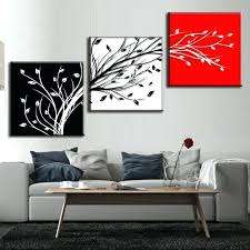 set of 3 wall art framed painting 3 set abstract black white red 3 color tree  on autumn tree set of 3 framed wall art white brown with set of 3 wall art set of 3 wall art mark 2 max framed set of 3 wall