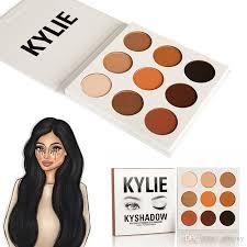 kylie eyeshadow kit kylie jenner pressed powder eye shadow palette kylie cosmetics bronze palette waterproof eyeshadow how to apply eye shadow matte