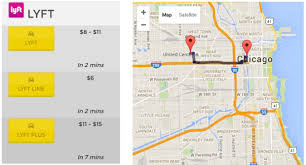 Need A Ride Clever Website Compares Uber And Lyft Prices In Real Classy Lyft Fare Quote