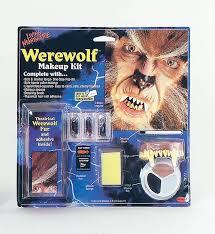 werewolf make up kit