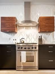 unique kitchen backsplash photo