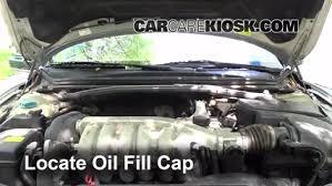 oil filter change volvo s volvo s  8 remove oil cap take off the oil fill cap 9