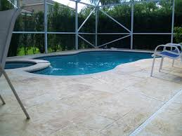 concrete pool decks. Plain Pool Concrete Pool Deck And Decks O