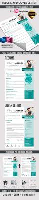Free Resume Template Cover Letter Free Psd Templates