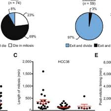Bet Inhibitors Promote Mitosis Associated Death Or Prolonged