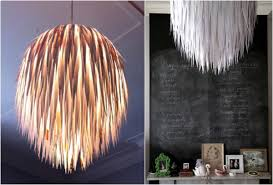 Statement lighting Dining Room Light7 Homedit 10 Statement Light Fixtures You Can Make Yourself