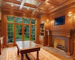 winnetka residence office kitchen traditional home. Winnetka Custom Home Residence Office Kitchen Traditional