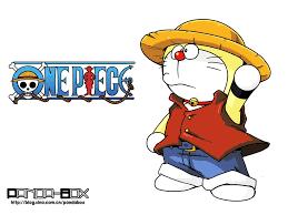 Dora+One Piece | Doraemon, Arte de anime, Anime
