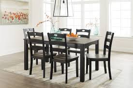 picture of froshburg table 6 chairs