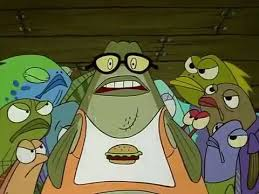 spongebob squarepants he s been