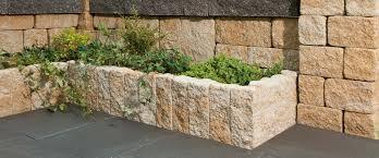 Steine Mauern Garten