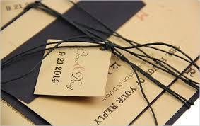 Diy Invitation Template Rustic Yet Modern Diy Wedding Invitation Template