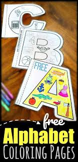 Use in preschool or kindergarten. Free Alphabet Coloring Pages