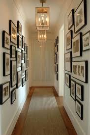 guest house hallway art, hallway gallery wall, hall gallery wall, photo  gallery wall, black and white photographs framed