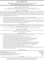 Sample Auditor Resumes Sample Audit Resume Resume Pro
