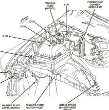 Where is the engine control module in a 2004 dodge ram 57 hemi