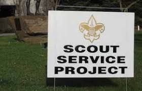 Eagle Scout Project Sign In Sheet Scouting Resources