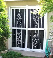 patio door security bar lock security screen doors for double entry patio door security hardware sliding