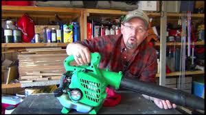hitachi gas leaf blower. hitachi gas powered handheld blower leaf s