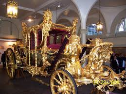 royal coronation carriage england royal oppulence royal coronation carriage england