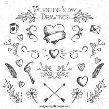 最高にラブリーバレンタインに使えるハートのベクターデータ素材10選