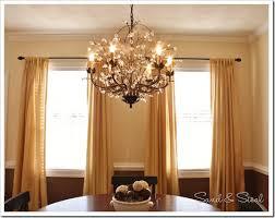 pottery barn lighting chandelier. pottery barn camilla chandy knockoff lighting chandelier