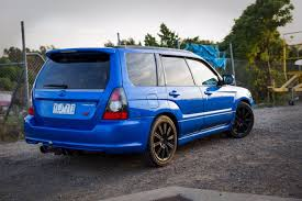 William Axtens's 2005 Subaru Forester on Wheelwell