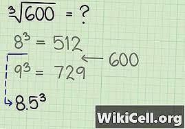 Untuk menguji pemahaman tentang menentukan akar pangkat tiga suatu bilangan kubik berikut ini beberapa contoh 9. Hitung Akar Ketiga Dengan Tangan Kiat 2020