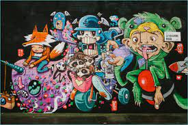 Graffiti Wallpapers: Free HD Download ...