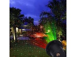 laser light show landscape outdoor waterproof led lawn lamp projector garden grass landscape decorative lights